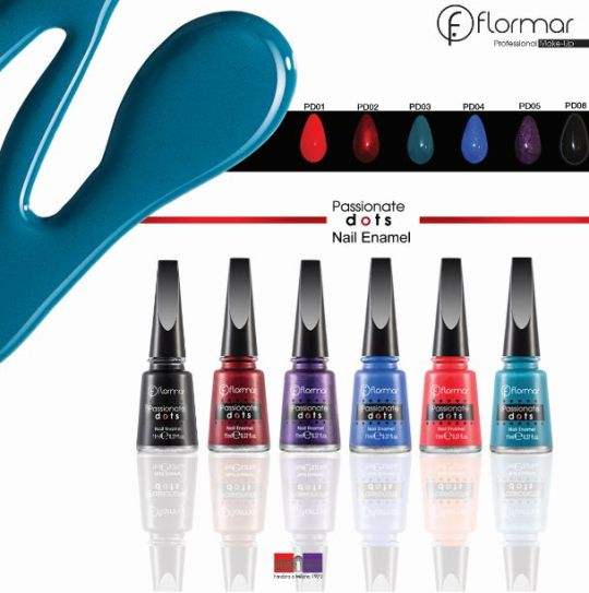 Flormar-Passionate-Dots-Nail-Enamel-collection